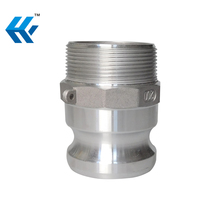 Aluminum/Al Camlock/Coupling/Coupler Connector/Fitting For Hose Type C Coupler Cam and Groove Female coupler x