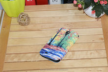 3D cell mobile phone case Sublimation Leather Flip Cover for Samsung S4