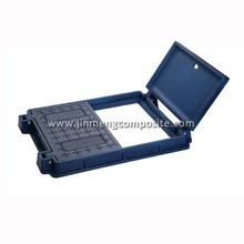 Non-conductive frp cleanout drainage cover/manhole cover best price
