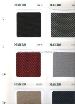 Car seat upholstery fabric
