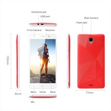 IPRO KYLIN 5.5 Hot selling product 5.5 inch dual whatsapp quad core Oem Android 3g mobilephone 2800 mAh