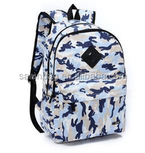 yiwu facotry sales polyester maiterlas Mine craft Outdoor backpack School bag