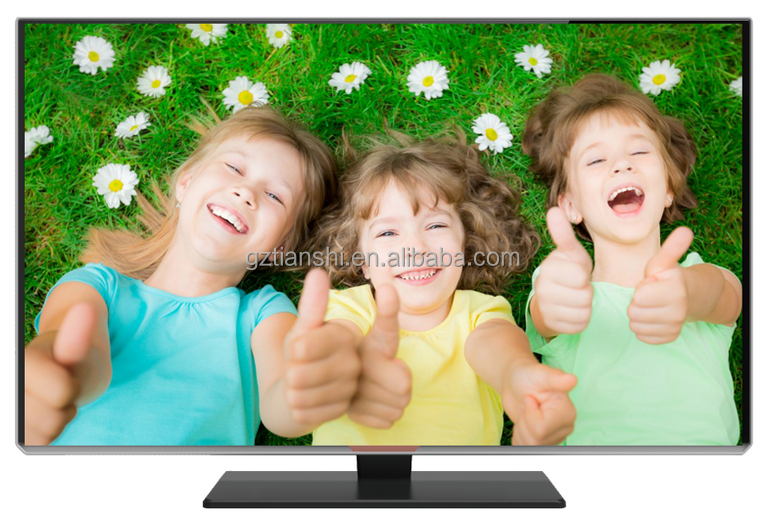 LED 46 Inch TV Monitor Popular In India 4K Smart UHD Television
