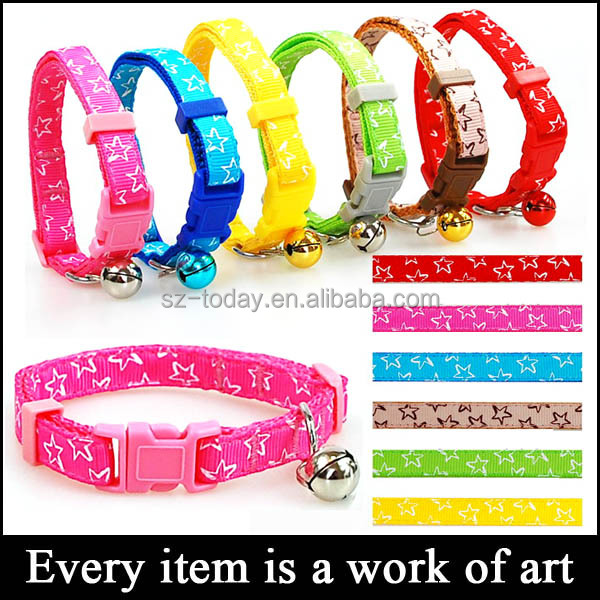 Cheap Embroidered Dog Collars