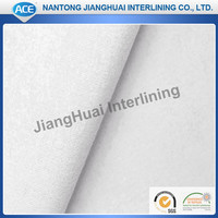 Best price 100% cotton fusible interlining for shirts