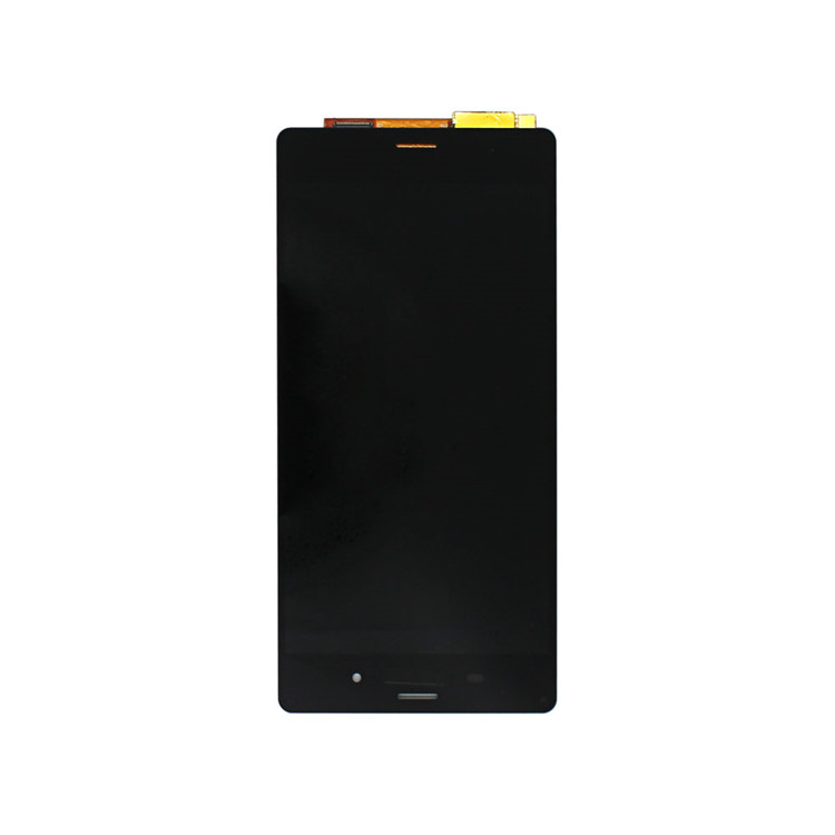 Chinese wholesale price best selling products stock cell phone replacement lcd display touch screen for sony xperia z3 lcd