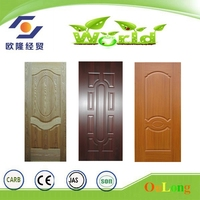 High quality and best price melamine door skin