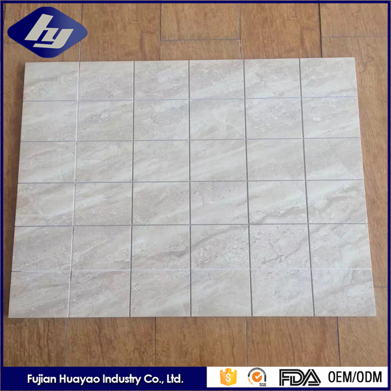 Wholesale Black Ceramic Floor Wall Tiles Chinese Kitchen Tile Backsplash