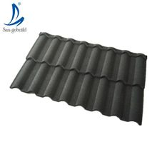 Chinese Building Material Manufacturer/Exporter Metal Tile Roof 50 Years Guarantee zinc roof tiles zimbabwe price