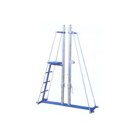 Volleyball training equipment portable volleyball stand