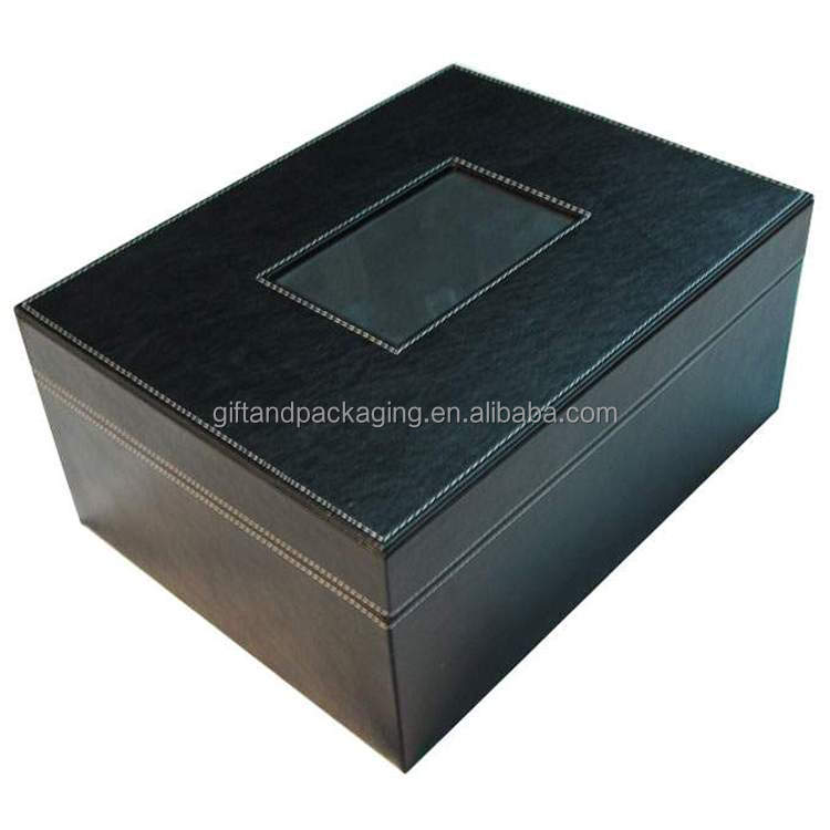 Leather car tissue box with great price