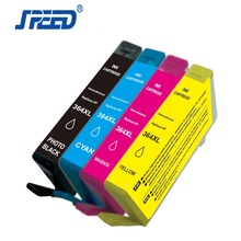 Wholesale Sale 4 Color Ink Cartridge For HP364 C9396A USE For HP Officejet Pro K550/K550dtn/K550dtwn/K5400dn/K8600/L7580
