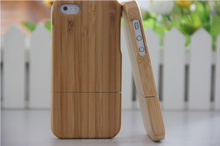 Fashionable new product bamboo phone case ,Bamboo Phone Accessories
