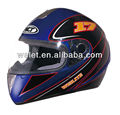 High Quality full face Helmet motorbike bluetooth