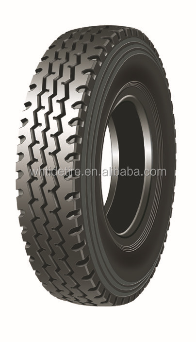 ling long truck tire 13r22.5 D960 with ECE DOT GCC