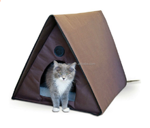 Portable Small Pets Nylon Tent/Heated Cat House