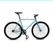 Chinese factory supplier new colorful single speed lightweight fixed gear bike/bicycle/race bike