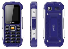 Best Seller ipro shark 2 inch feature phone three proofing brand new cell phones for cheap 2500 mAh