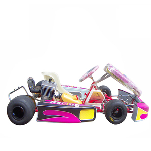 Go Kart Amusement Park Rides Wholesale Electric Karting Car For Adults Factory Supply