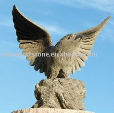 Eagle Carvings GAB279