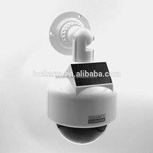 New Low Price Solar Decoy Wireless Security Dome Dummy CCTV Camera