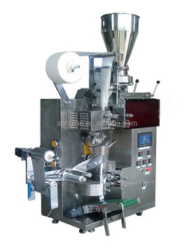Tea Pack Machine with inner and outer bag