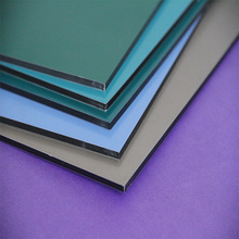 Guaranteed Quality 3mm high quality pvdf aluminum composite finish with competitive price punched aluminium composite panel