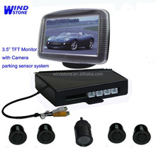 3.5 -inch visual reversing system,Car Video Parking Sensor,After 3.5 -inch visual parking sensor