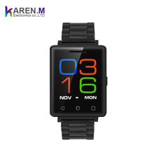 NEW Smart Watch Phone G7 GSM Bluetooth 4.0 MTK2502 Small Mino SIM Card Mobile Phone for Sports and Buisness
