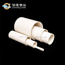 cheap top quality 2.5 5 12 20 24 30 48 inch 70 200 500 mm diameter size customized pvc plastic pvc-u pipe price for water supply