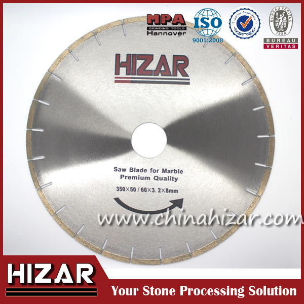 multi blade cutting saw for stone