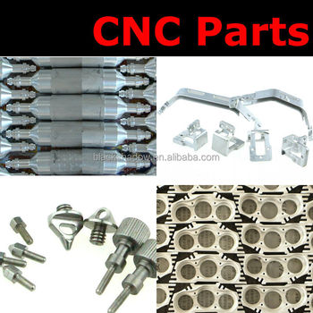 Guangdong factory high quality OEM aluminium cnc machine parts