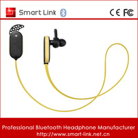 New Bluetooth Wireless Stereo Headset Headphone For Gym Workout Sport Movie High