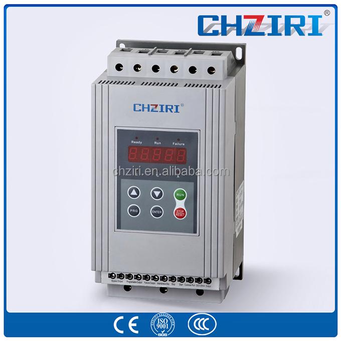 Best 3 phase ptc motor starter price china electronic soft for Single phase motor soft starter