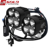 "2018 hot new products Auto Parts 4x4 Offroad 3"" 40W Square LED Work Light 40W LED Driving Light for Off Road"