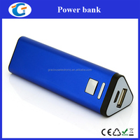 metal casing 18650 battery portable power bank 5v 1a