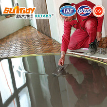 Floor Underlayment Self-leveling Compound