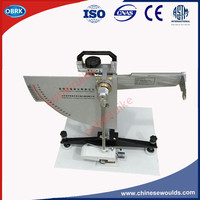British Portable Pendulum Skid Resistance Friction Tester With Plate