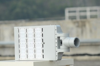 30w 40w 50w Adjustable rotatable angle led street light