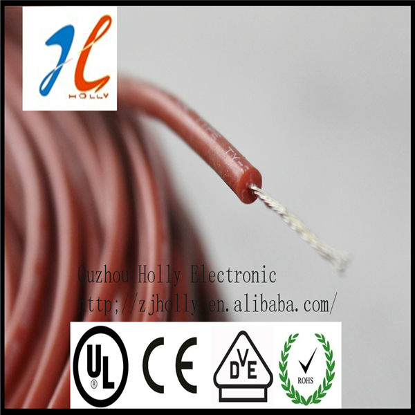 high quality Heat <strong>Resistance</strong> Silicone Insulation Eletric Wire