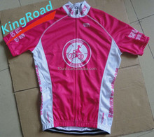 Sportswear Product Type and OEM Service Supply Type china custom international women cycling jersey 2014