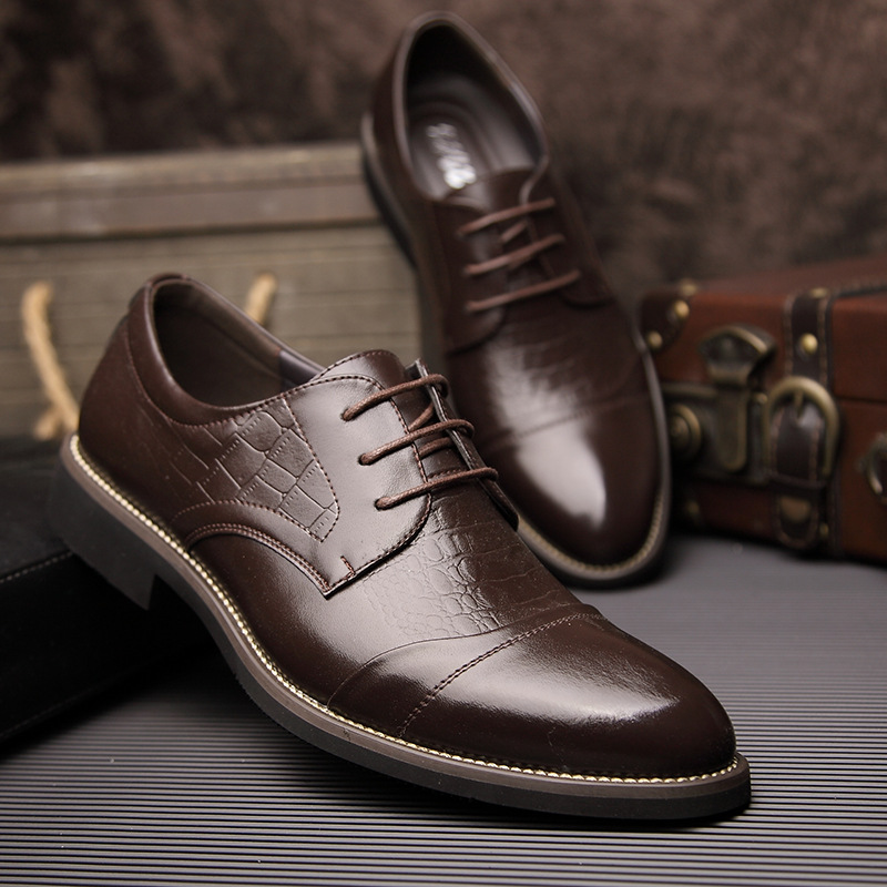 2016 new fashion italian design carving cowhide leather famous designer men oford shoes