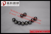 7.5mm stainless loose steel ball bearings balls G10