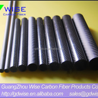 High Strength Carbon Fiber Tube Pipe