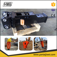 OEM service best quality hydraulic breakers for mini excavators