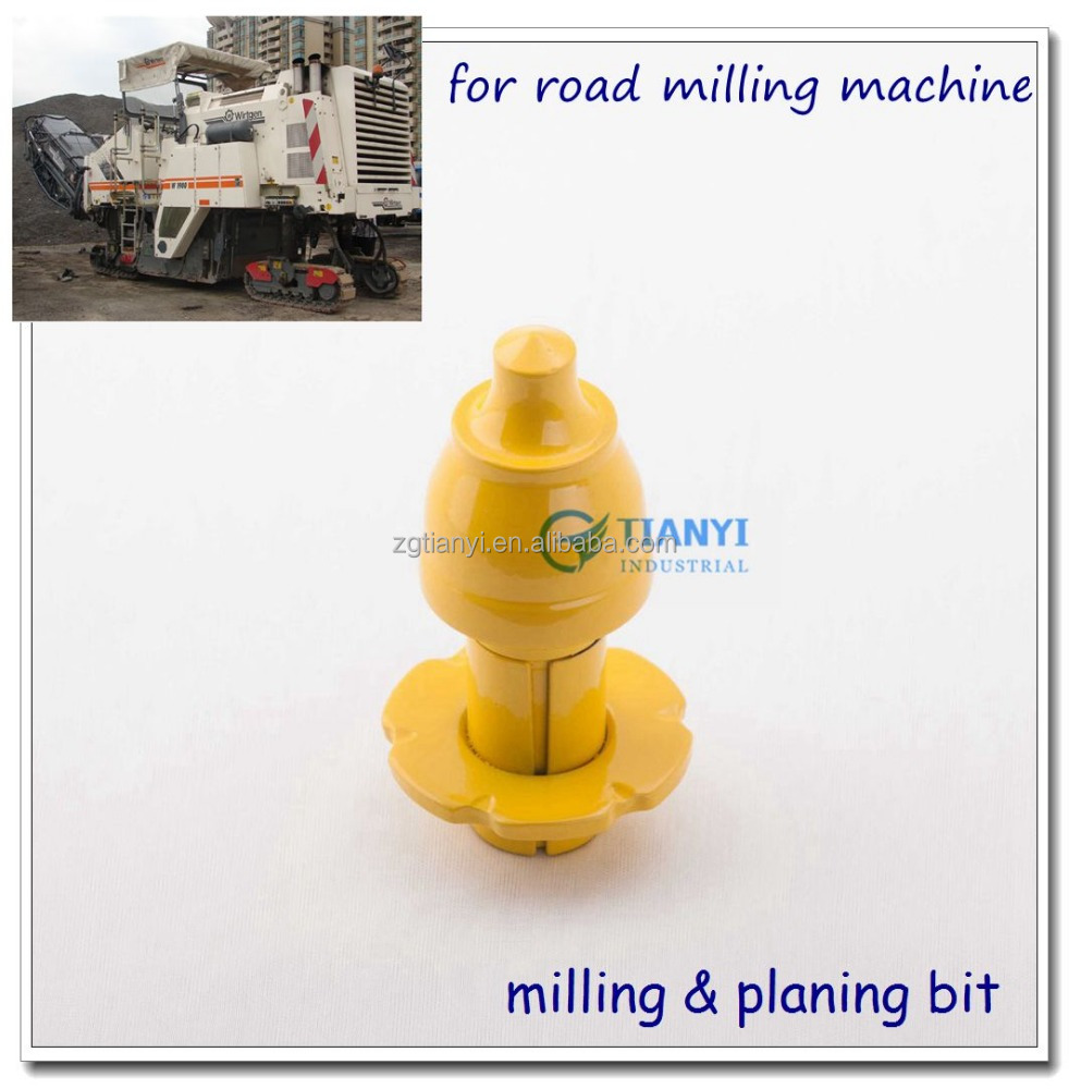 milling and planing tools for road