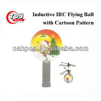Inductive IRC Flying Ball With Cartoon