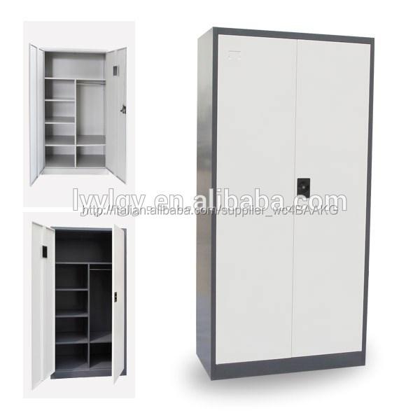 mobili camera da letto armadio armadio in acciaio abiti armadio La ...
