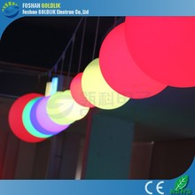 Led sphere light /hanging ball/outdoor waterproof