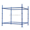 Heavy Duty Steel Cuplock Scaffolding with Scaffolding Bracket For Construction Projects